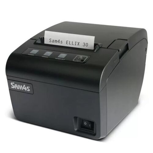 Sam4s Ellix 30, COM/Ethernet/USB черный (с БП)